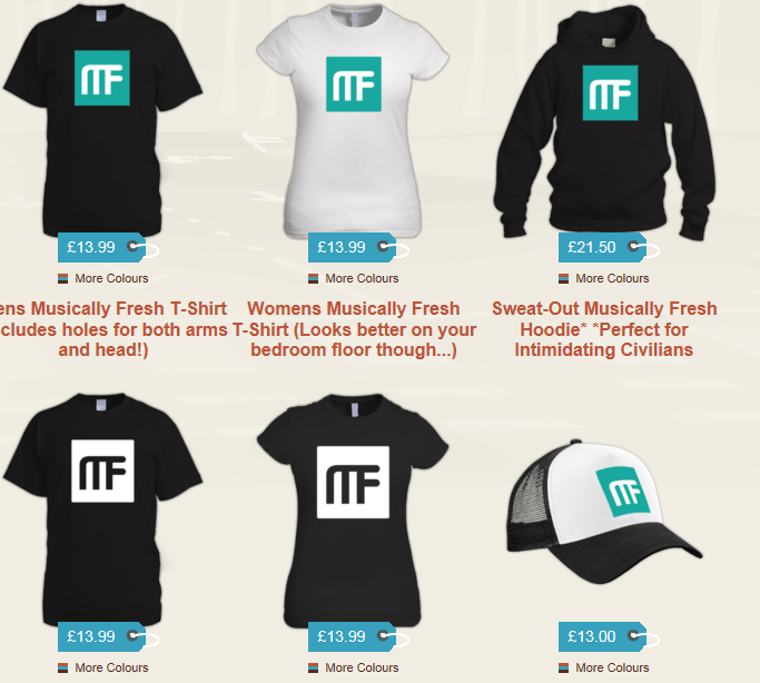 MF Merch